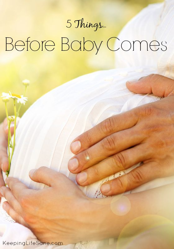 Before Baby Comes