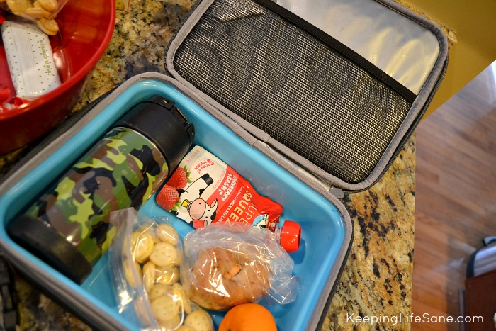 Lunch Packing Secrets Revealed