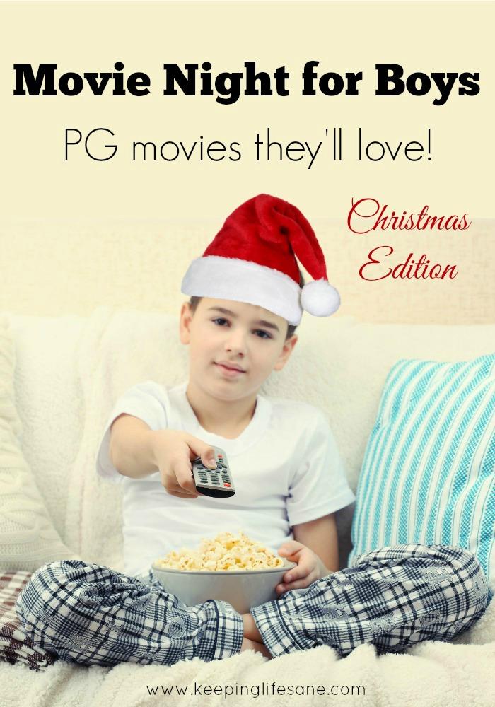 Christmas Movies for Boys