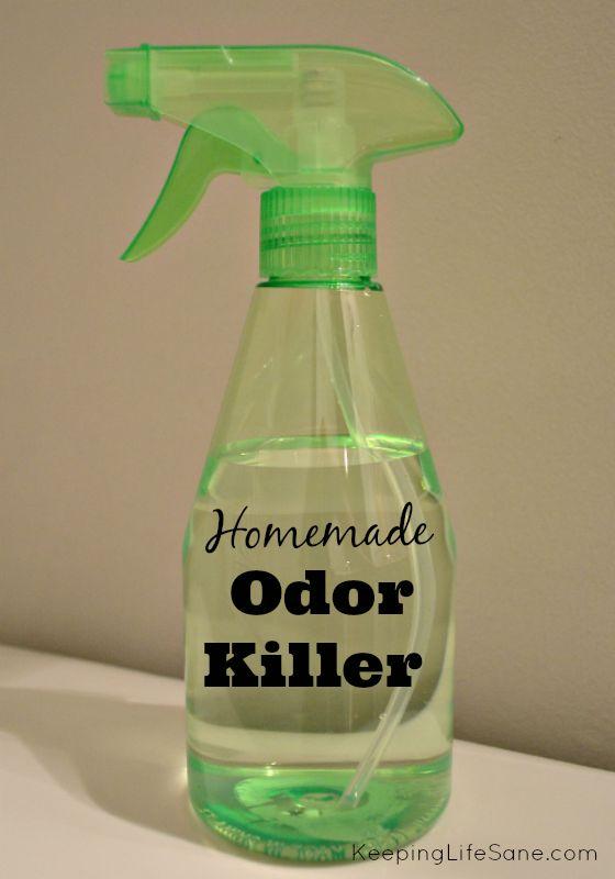 Homemade Odor Killer