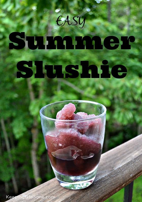 Summer Slushie