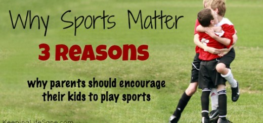 Why Sports Matter