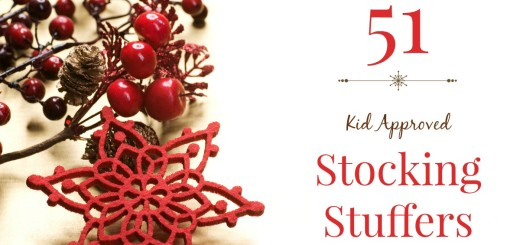 51 Kid Approved Stocking Stuffers