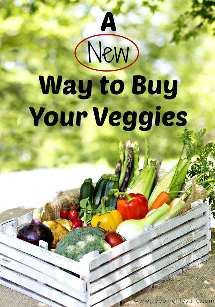 A New Way to Buy Your Veggies