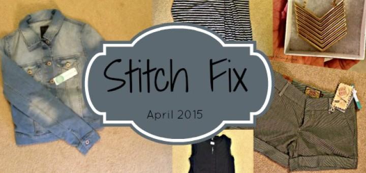 Stitch Fix April 2015