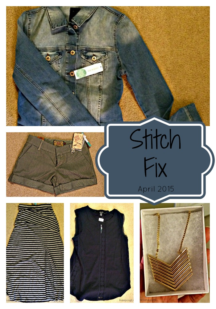 Stitch Fix April 2015