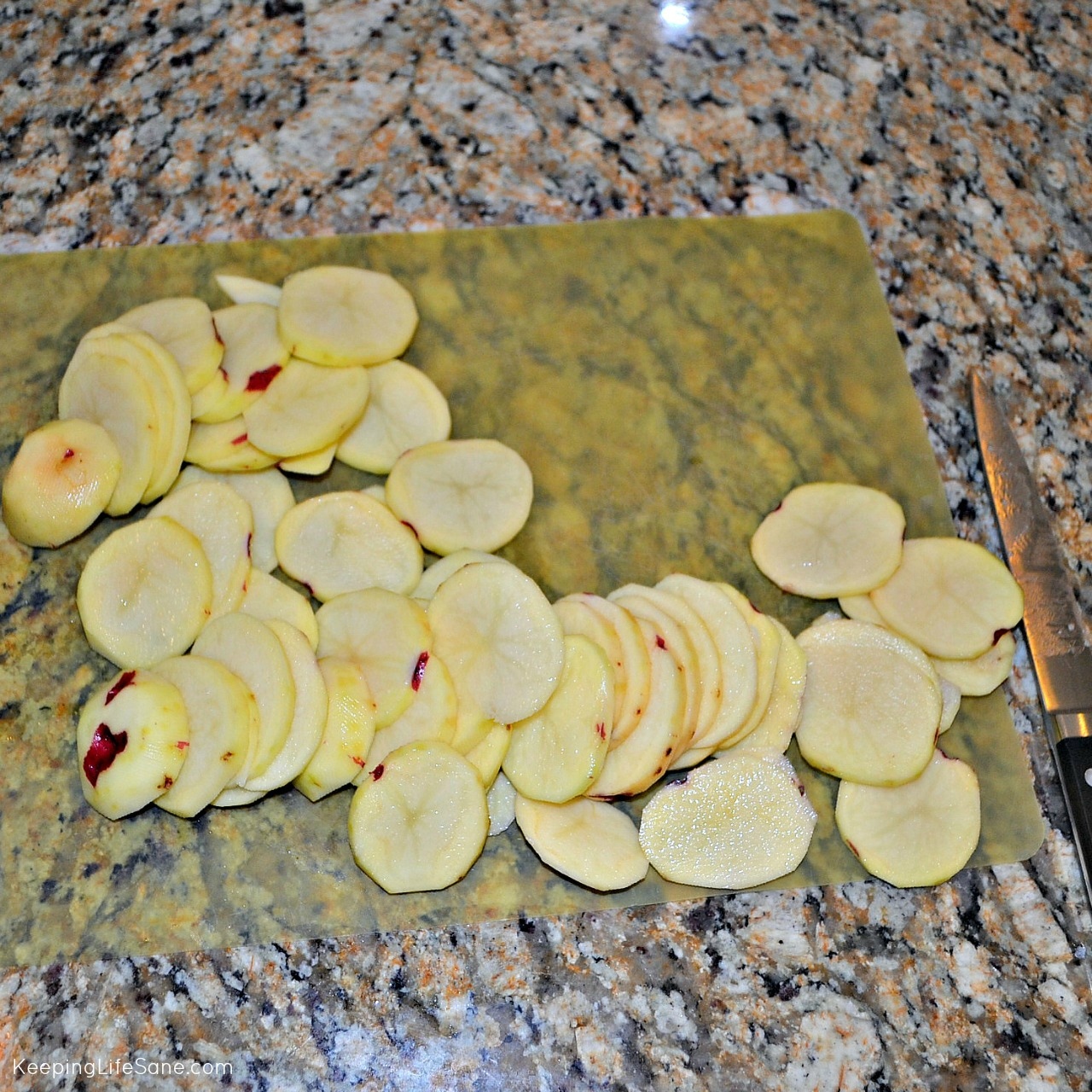 Yummy Scalloped Potatoes
