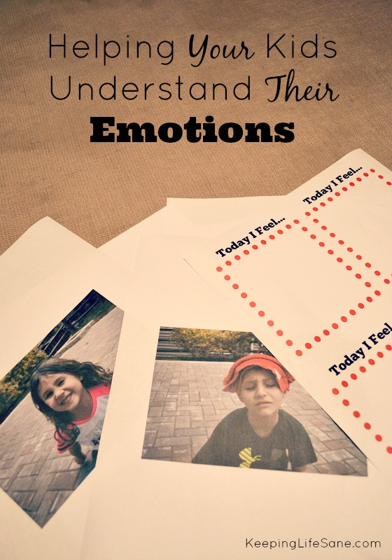 Emotions Pin New