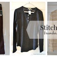 Stitch Fix December 2015