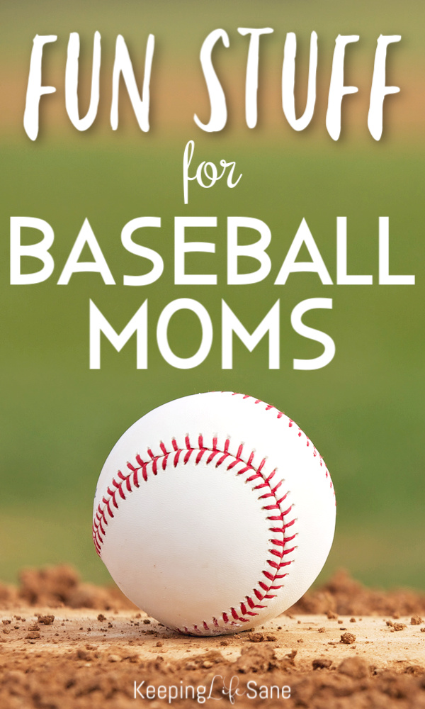 Are you a baseball mom (or sister) looking for some new gear? Here are some cute things that you need to show your love for the game! #baseballmom #Baseball #Boymom #Sportsmom #youthbaseball #Baseballshirt #Baseballjewelry #Cutebaseballstuff #Baseballtee