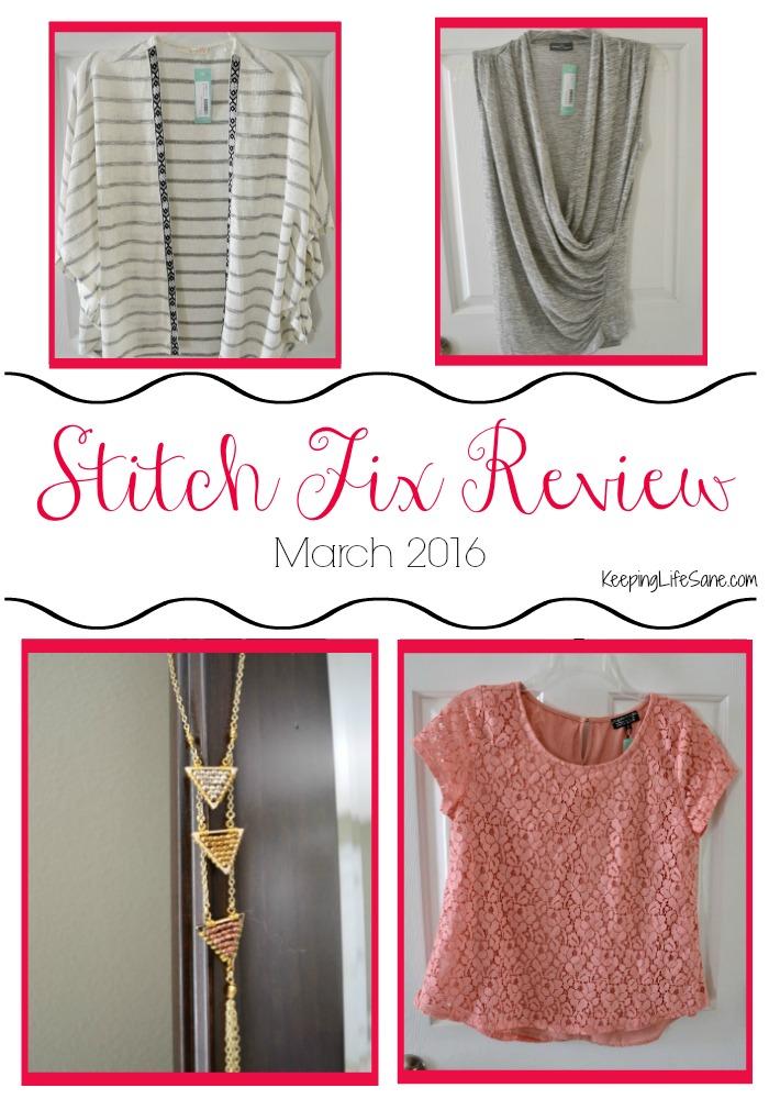 Stitch Fix Pin March 2016