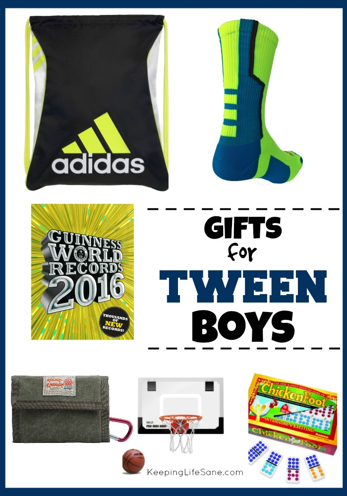 Gifts for Tween Boys