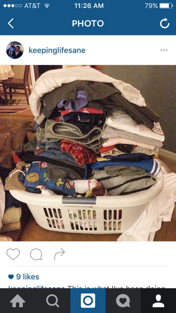 10 Ways your kids can help with Laundry