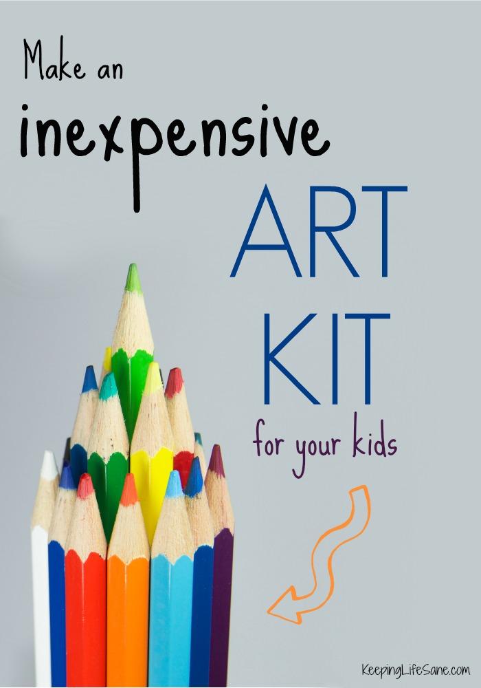 Creating an Art Kit