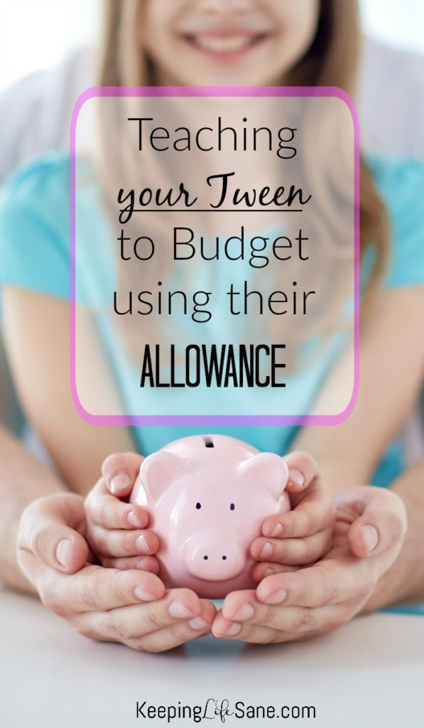Allowance for tweens an be tricky. My husband and I came up with a new system and it's been working for our family. Would it work for yours?