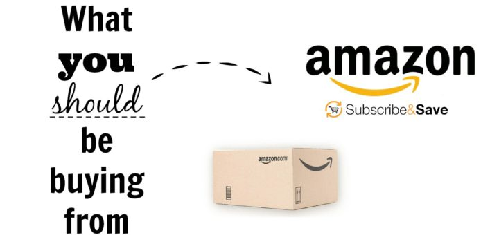 What you should be buying from Amazon Subscribe & Save