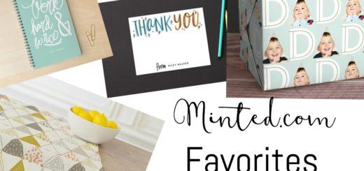 Minted.com Favorites