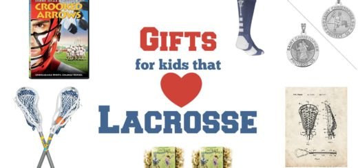 Lacrosse Gifts for Kids Who Love Lacrosse