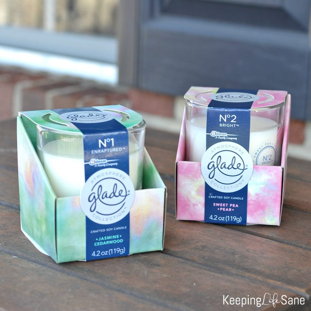 The NEW Atmosphere Collection™ Fine Home Fragrance by Glade®