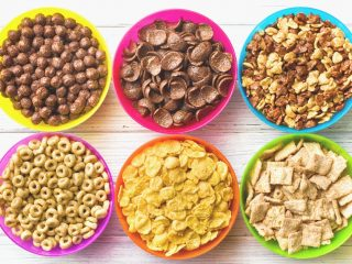 I made a New Year's resolution to not buy cereal for a year and I did it! NO CEREAL!! Could you do it? Could you go a cereal without cereal?