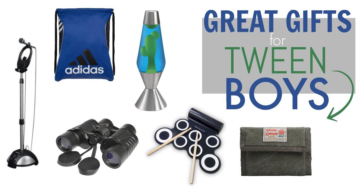 30+ Gifts for Tween Boys - Keeping Life Sane