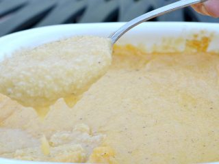 Cheese grits just aren't for breakfast. This is the BEST recipe EVER! Save it so you can pull it up the next time you are looking for a new side for dinner.