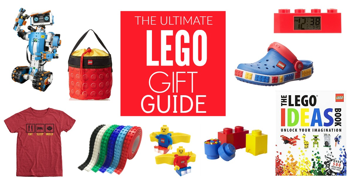 The Ultimate Lego Gift Guide - Keeping Life Sane