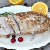 Here's a great recipe for slow cooker turkey breast. Perfect for a holiday meal or regular weeknight when you need a quick dinner.