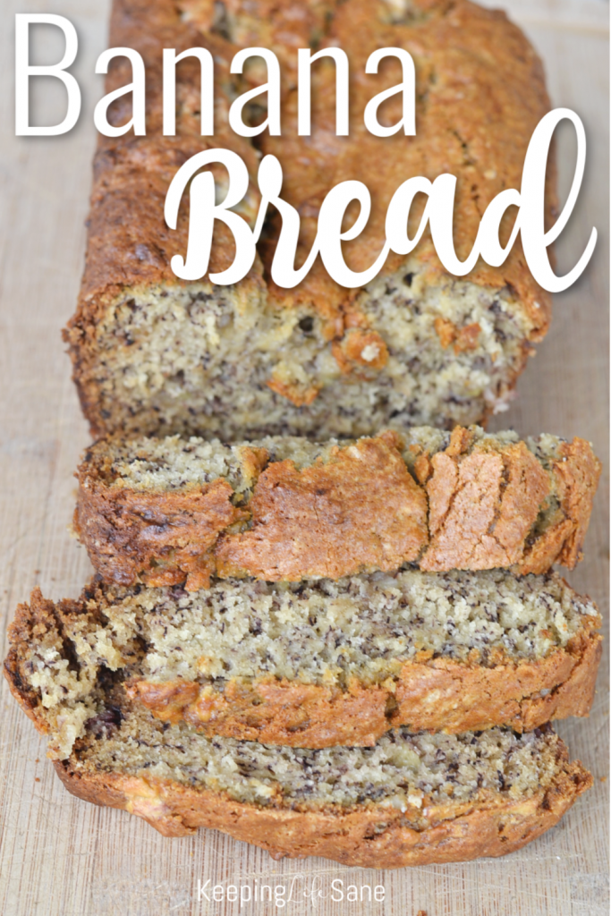 This is the perfect recipe when you have ripe bananas that you don't want to throw away. Make sure to save this eggless banana bread recipe.