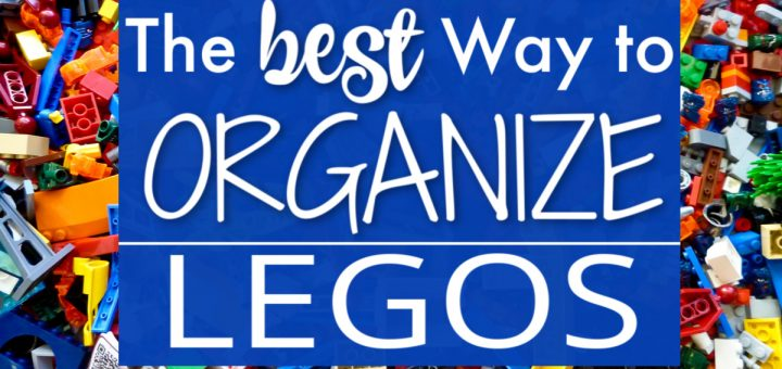Are your LEGOS all over the place? Are you constantly searching for the piece you need? This is the best way to organize your LEGOS!