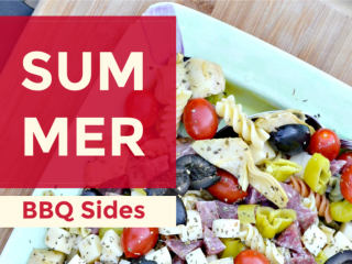 Here are some great side dishes for you summer BBQ that you need to save. They are easy and delcious recipes that everyone will love!