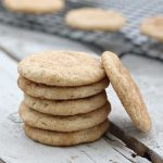 You've come to the right place to find eggless recipes and this eggless snickerdoodle cookie is the best on the Internet. Make to sure to save it!