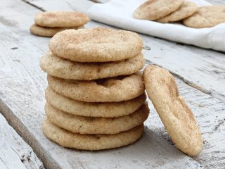 You've come to the right place to find eggless recipes and this eggless snickerdoodle cookie is the best on the Internet. Make sure to save it!