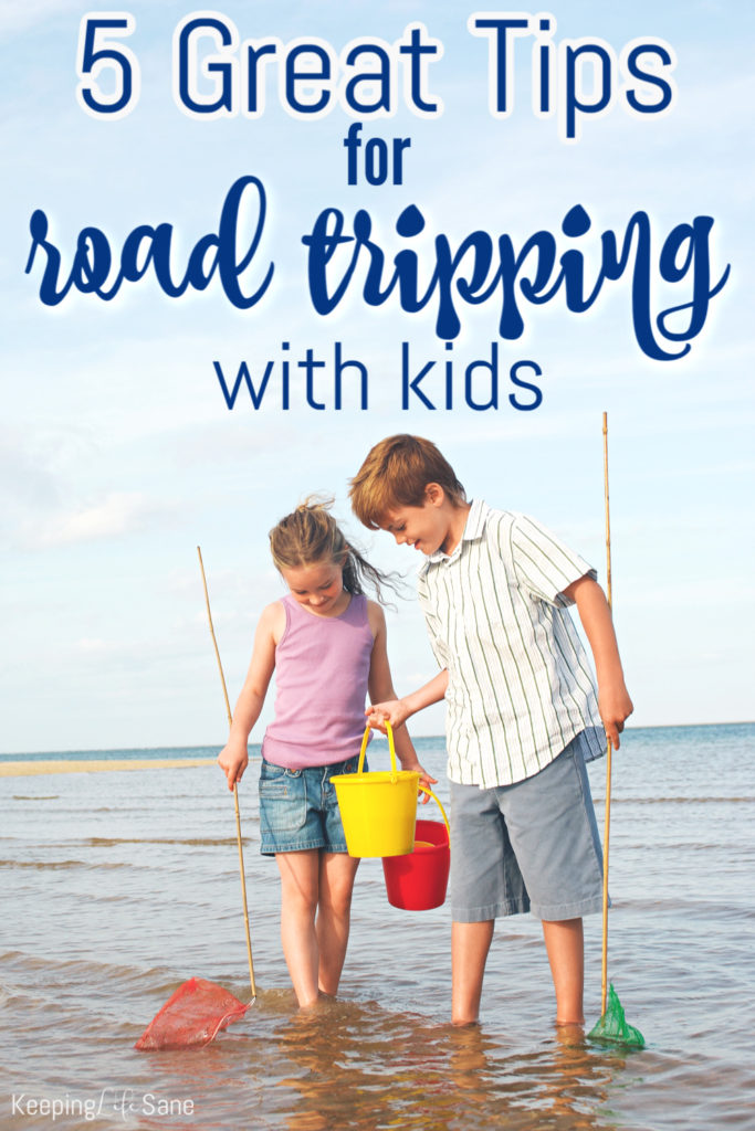Who else dreads a family car trip?  If you're going away for the holidays or vacation, you'll want to read these 5 Tips for a Smooth Car Trip with Kids.