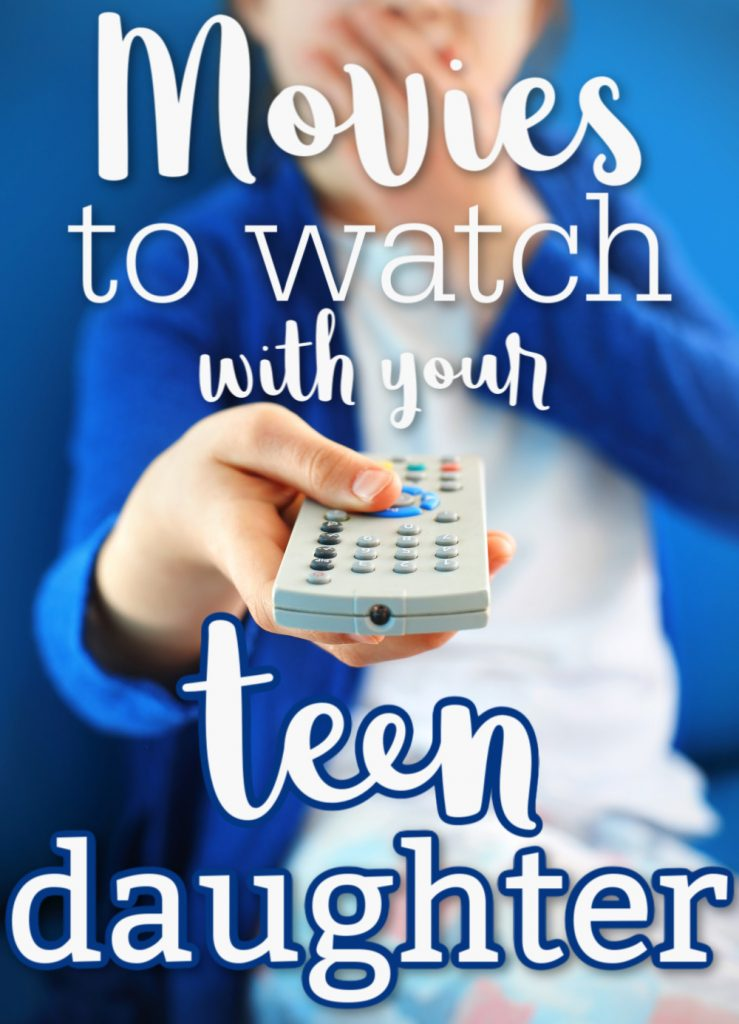 Looking to have a mother daughter movie night? Here's a FANTASTIC list of the best movies for girls that you can watch with your teen daughter.