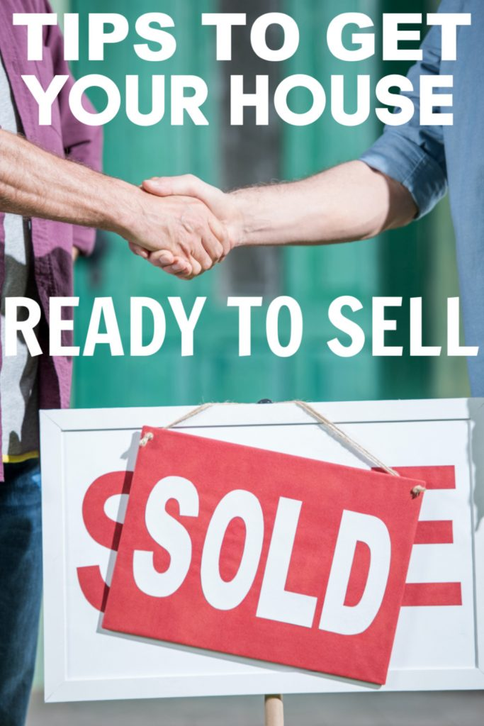 Getting your house ready to sell can be overwhelming. Click over and see these tips to get you moving into your new house faster!