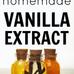 You may be wondering how to make vanilla extract. It's so simple and using only 2 ingredients, you can have your own for baking or gift giving.