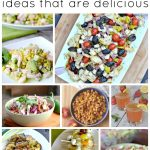 Here are great side dishes for you summer cookout menu that you need to save. They're easy and delicious recipes that everyone will love for your next BBQ!